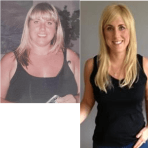 Julie Before and After2