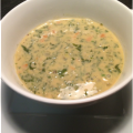 Creamy Potato and Kale Soup