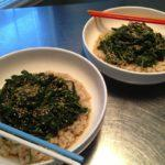 Asian Style Kale