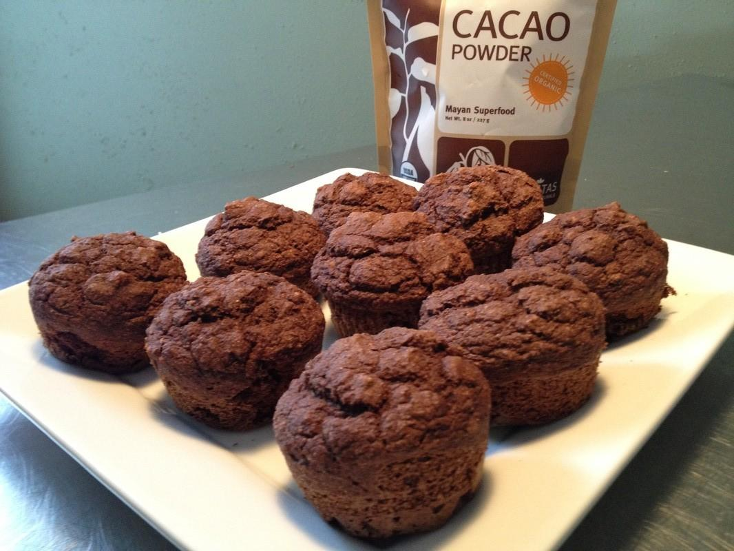 Cacao Breakfast Muffins