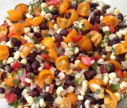 Black Bean and Corn Summer Salad - © ProtectiveDiet.com