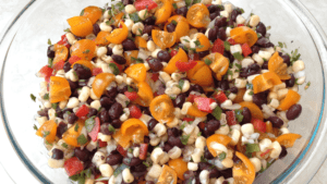 Black Bean and Corn Summer Salad - © ProtectiveDiet.com