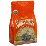 ProtectiveDiet.com Recommendation: Lundberg Organic Short Grain Brown Rice, 32-Ounce (Pack of 6)