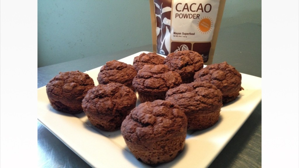Cacao Breakfast Muffins - © ProtectiveDiet.com