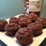Cacao Breakfast Muffins Free PD Recipe