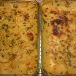 Cheezy Scalloped Potatoes Free PD Recipe & Cooking Video