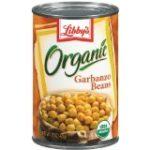 ProtectiveDiet.com Recommendation: Libby's Organic Garbanzo Beans, 15-Ounces Cans (Pack of 12)
