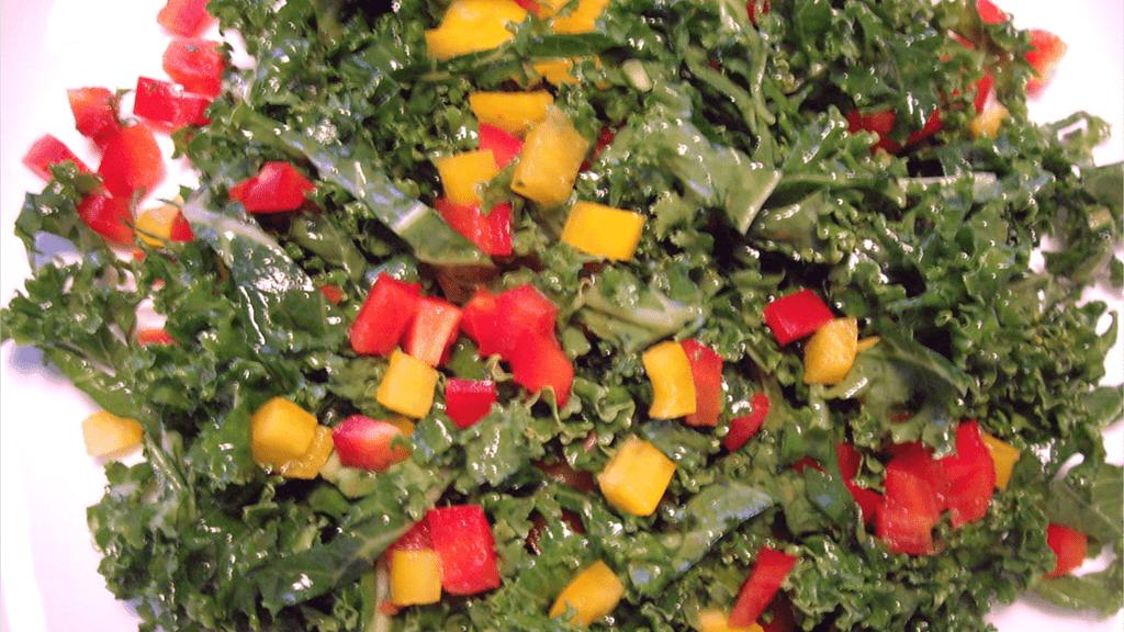 Confetti Kale Salad - © ProtectiveDiet.com