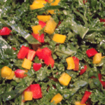 Confetti Kale Salad Free PD Recipe
