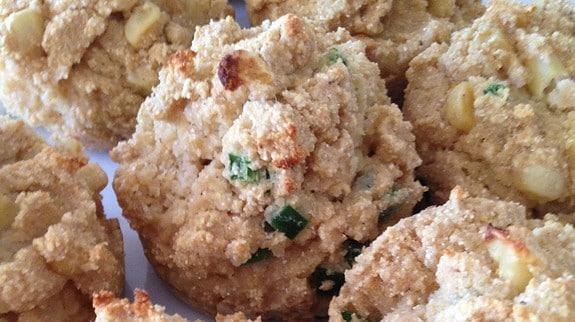 Cornbread Muffins Featured Image - © ProtectiveDiet.com