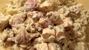 Creamy Mustard & Herb Potato SaladCreamy Mustard & Herb Potato Salad - © ProtectiveDiet.com