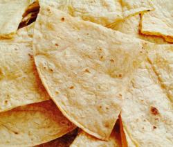 Crispy-Baked-Tortilla-Chips - © ProtectiveDiet.com