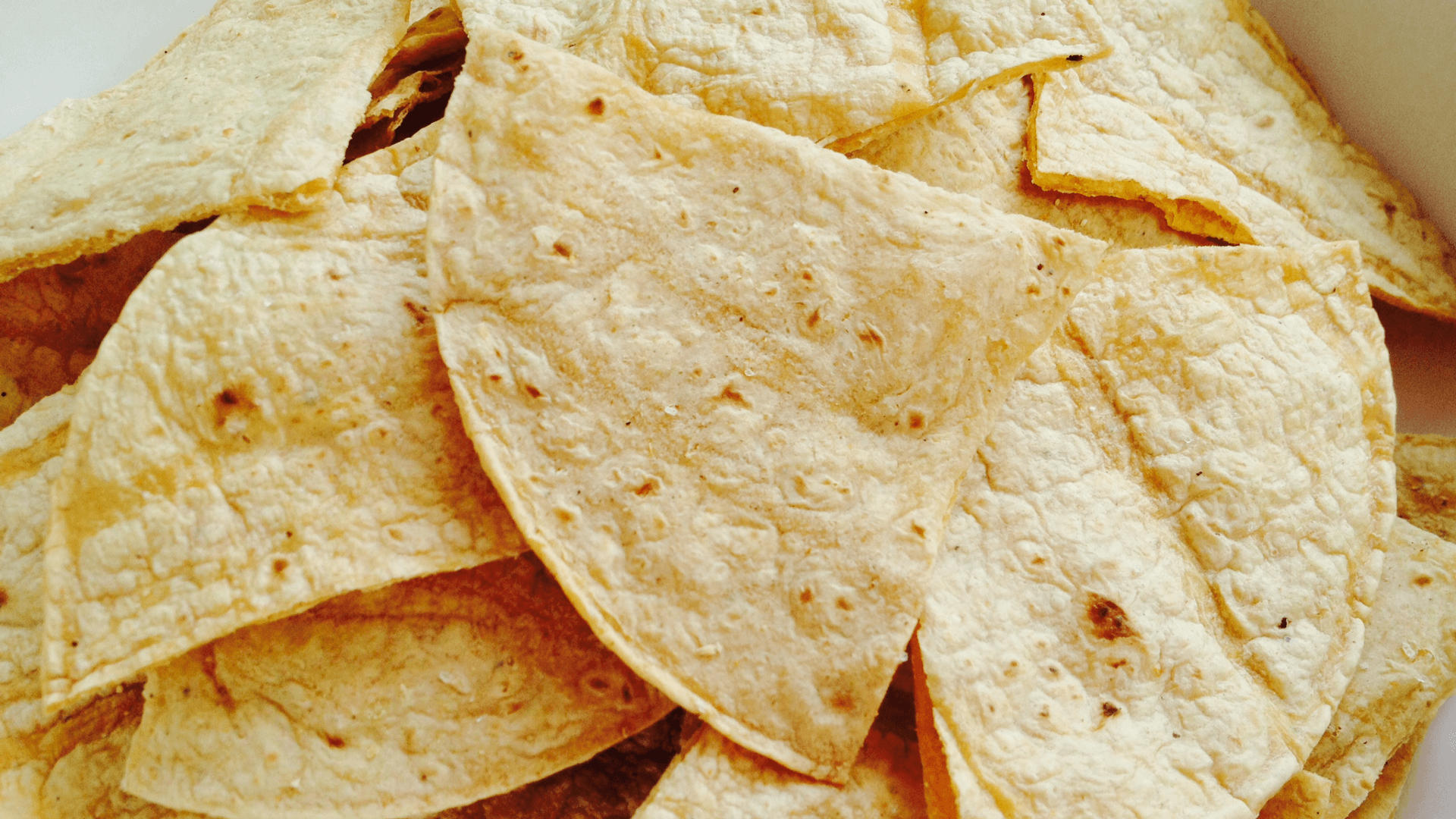Baked Tortilla Chips Free PD Recipe - Protective Diet