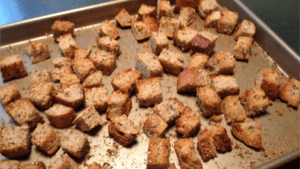 Croutons - © ProtectiveDiet.com