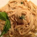 Fat Free Fredo Pasta Sauce Free PD Recipe & Cooking Video