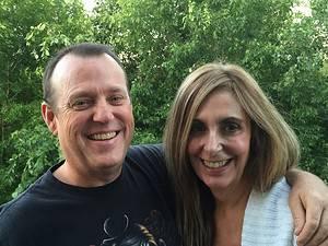 Sharon and Scott