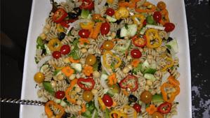 Garden Party Pasta Salad - © ProtectiveDiet.com