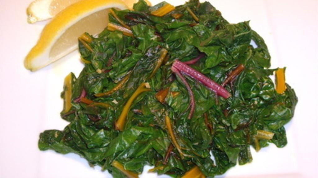 Garlic Greens Free PD Recipe