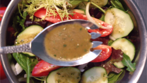 Garlic and Herb Balsamic Dressing - © ProtectiveDiet.com