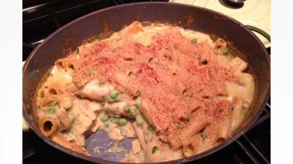 Guiltless Baked Mac n Cheeze - © ProtectiveDiet.com