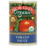 ProtectiveDiet.com Recommendation: Muir Glen Organic Tomato Sauce, 15-Ounce Cans (Pack of 12)