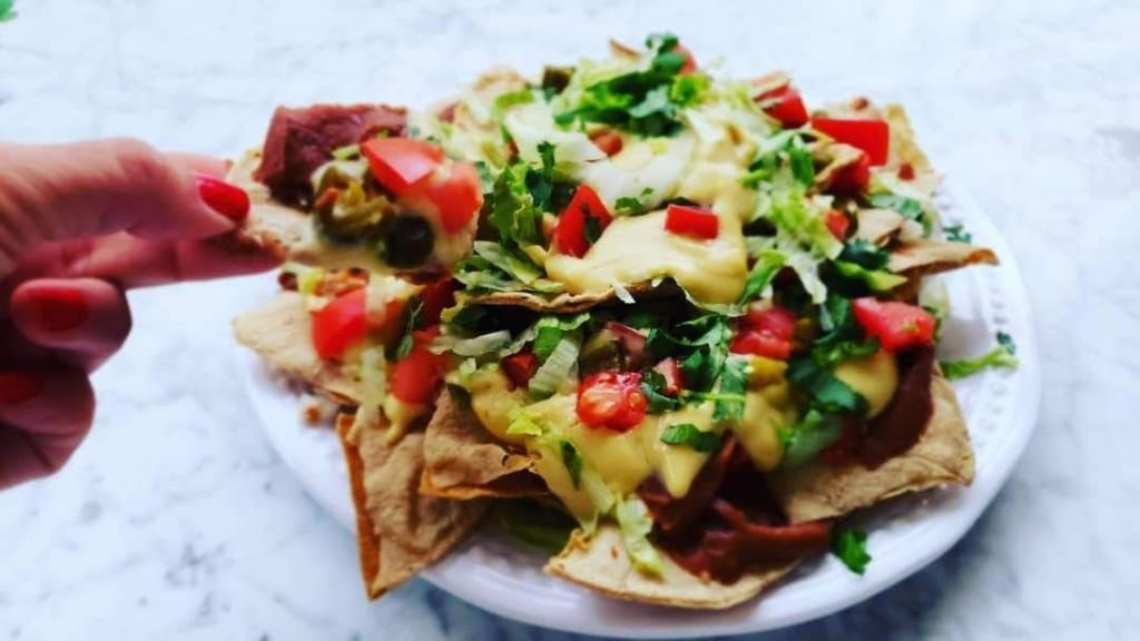 Loaded Nachos Free PD Recipe