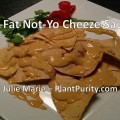 No Fat Not-Yo Cheeze Sauce - © ProtectiveDiet.com