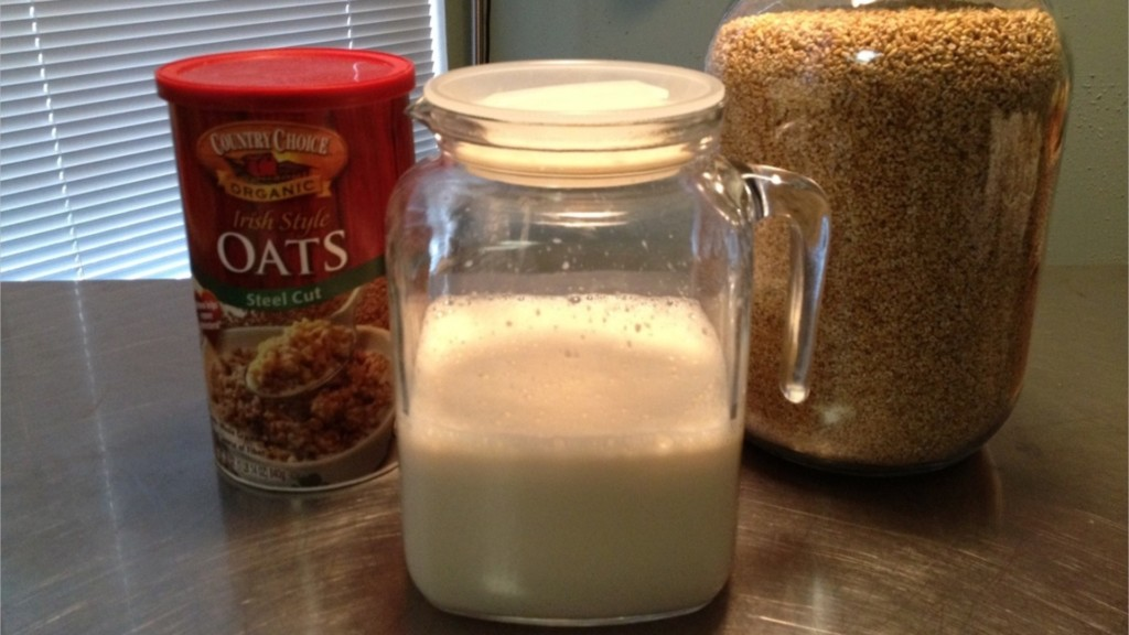 Oat Milk - © ProtectiveDiet.com