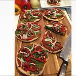 Pita Pizza Free PD Recipe & Cooking Video