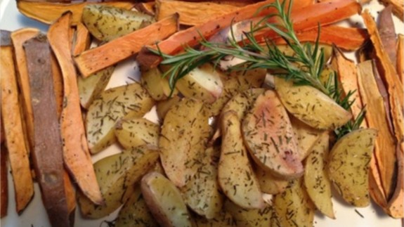Potato Wedges Featured Image - © ProtectiveDiet.com