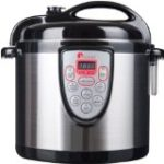 ProtectiveDiet.com Recommendation: Secura 6-in-1 Electric Pressure Cooker 6qt, 18/10 Stainless Steel Cooking Pot, Pressure Cooker, Slow Cooker, Steamer, Rice Cooker, Browning/Sauté, Soup Maker(2013 Version)