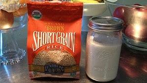 Rice Milk - © ProtectiveDiet.com