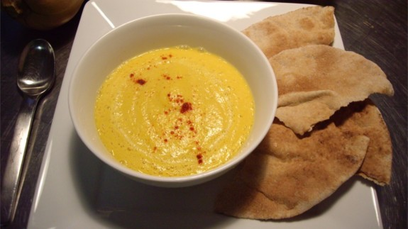 Roasted Squash Soup - © ProtectiveDiet.com