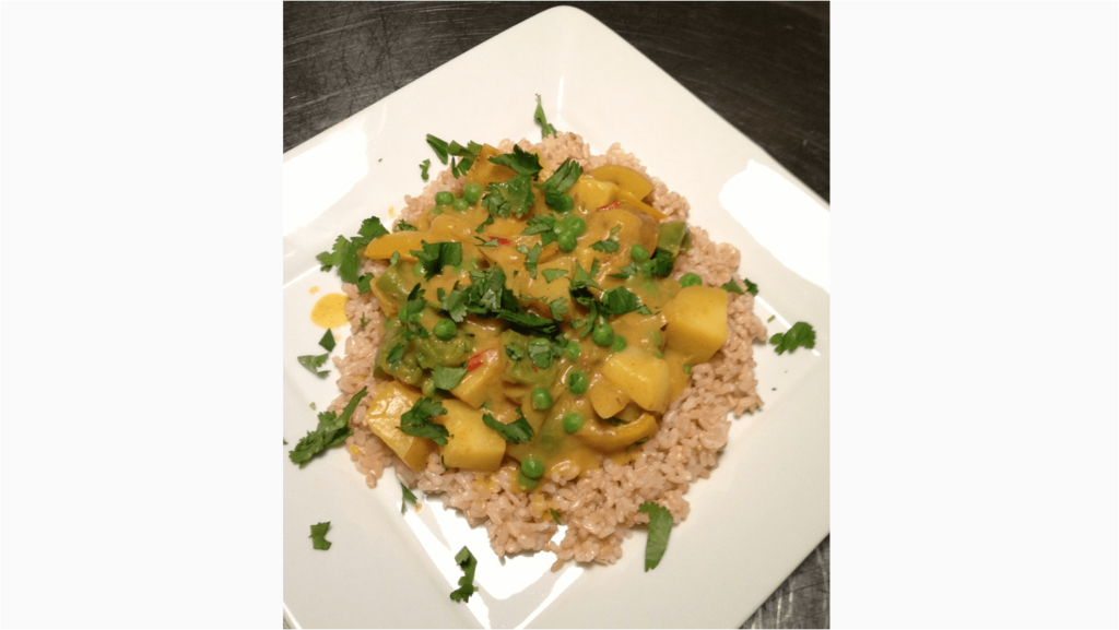 Roasted Squash Curry Free PD Recipe