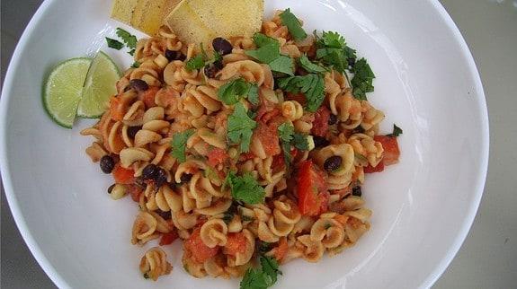 Southwestern Pasta Toss - © ProtectiveDiet.com