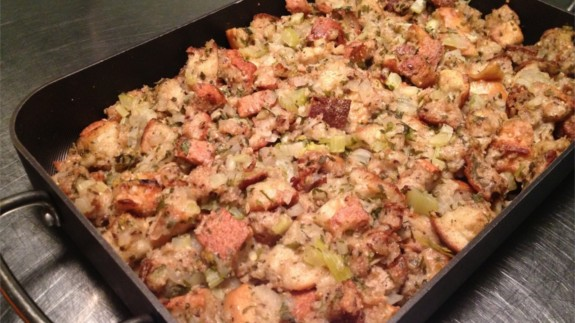 Stuff Yourself Stuffing - © ProtectiveDiet.com