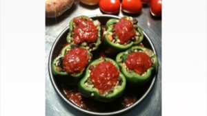 Stuffed Bell Peppers - © ProtectiveDiet.com
