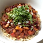 Veggie Chili Free PD Recipe