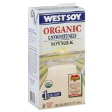 ProtectiveDiet.com Recommendation: Westsoy Organic Soymilk, Unsweetened, Original, 64-Ounce (Pack of 8)