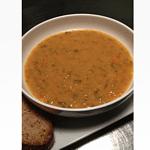 Yellow Lentil Soup Free PD Recipe