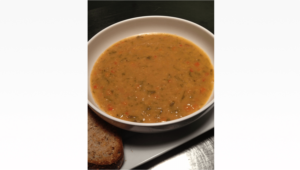 Yellow Lentil Soup