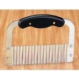 ProtectiveDiet.com Recommendation: Dezine Black Handled Crinkle Cut Knife