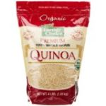 ProtectiveDiet.com Recommendation: Natures Earthly Choice Organic Quinoa 1 x 4 lbs