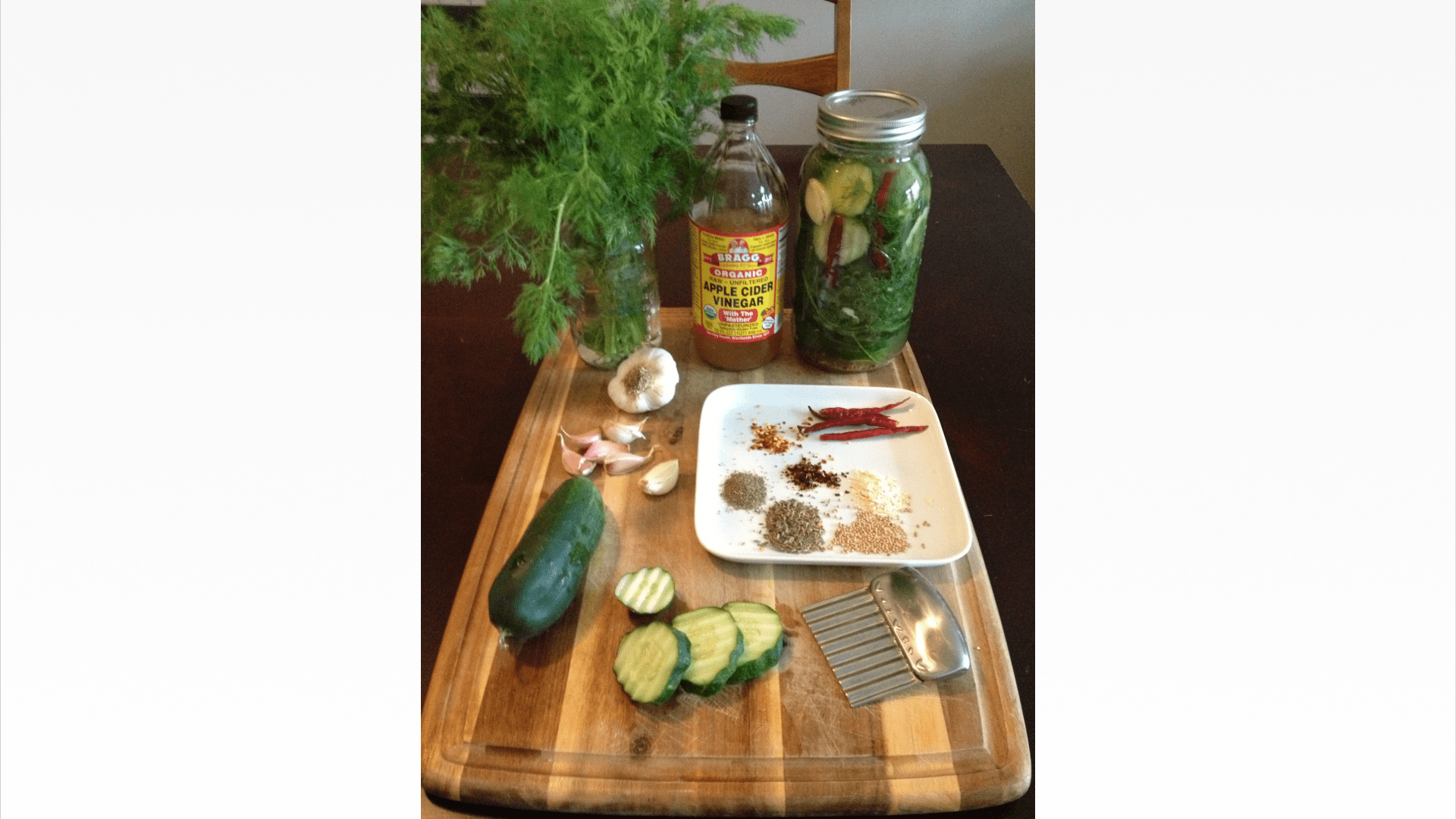 Spicy Pickles - © ProtectiveDiet.com