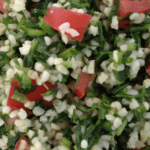 Tabouli Salad Free PD Recipe
