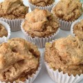 Apple Oat Breakfast Muffins - © ProtectiveDiet.com