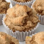 Gluten Free Apple Oat Breakfast Muffins Free PD Recipe