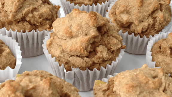 Apple Oat Muffins - © ProtectiveDiet.com