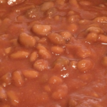 BBQ Baked Beans Free PD Recipe
