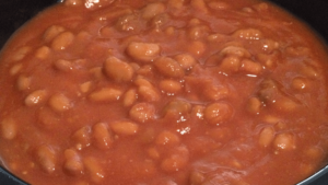 BBQ Baked Beans - © ProtectiveDiet.com